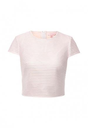 Блуза Ted Baker London. Цвет: розовый