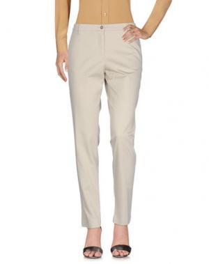 Повседневные брюки ALLEGRI. Цвет: слоновая кость