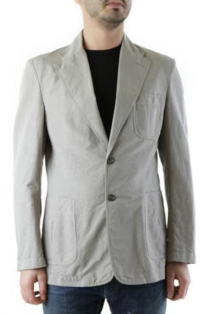Blazer man HUSKY. Цвет: light gray