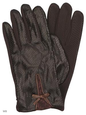 Перчатки ИП Тарнавский С.И.. Цвет: темно-коричневый