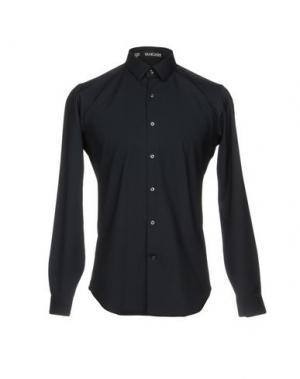 Pубашка VANGHER N.7. Цвет: темно-синий