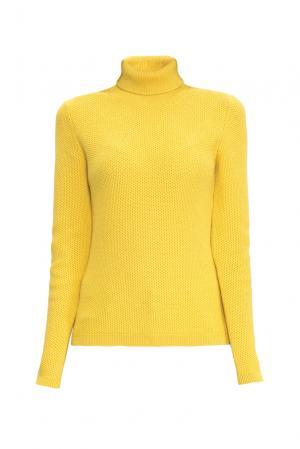 Кашемировый джемпер 136699 Sweet Sweaters. Цвет: желтый