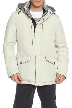 Куртка SNOWIMAGE. Цвет: белый