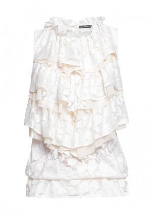 Блуза Arefeva. Цвет: бежевый