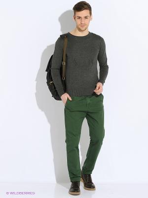 Пуловер Terance Kole. Цвет: темно-серый