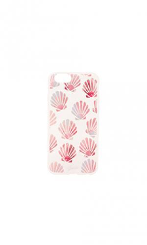 Чехол для телефона shelly Sonix. Цвет: розовый