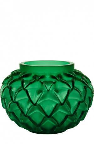 Ваза Languedoc Lalique. Цвет: бесцветный