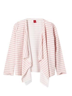 Жакет S.OLIVER. Цвет: бледно-розовый, кремовый