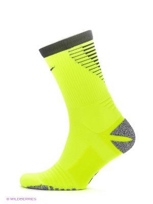 Носки U NG STRK LTWT CREW Nike. Цвет: желтый