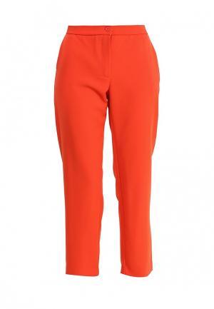 Брюки Please. Цвет: оранжевый