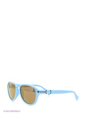 Очки солнцезащитные TM 502S 10 Opposit. Цвет: голубой