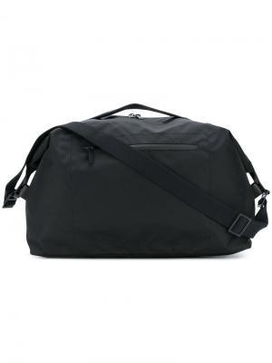 Дорожная сумка Moss Ally Capellino. Цвет: чёрный