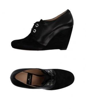 Обувь на шнурках ERNESTO ESPOSITO. Цвет: черный