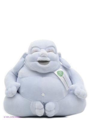 Игрушка Будда маленькая Huggy Buddha. Цвет: голубой