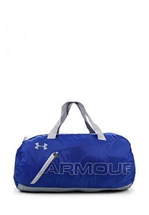 Сумка спортивная Under Armour. Цвет: синий