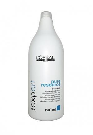 Шампунь для чувствительной кожи головы LOreal Professional L'Oreal. Цвет: белый