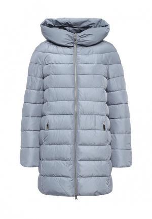 Куртка утепленная Tom Farr. Цвет: голубой