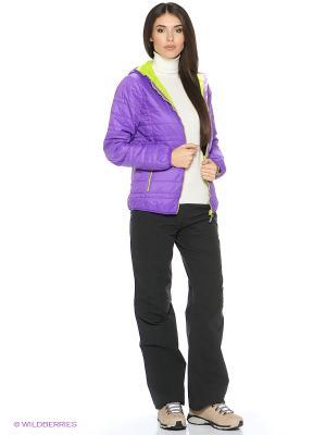Куртка CMP. Цвет: салатовый