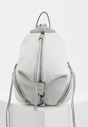 Рюкзак Rebecca Minkoff. Цвет: белый