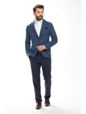 Пиджак Troy collezione. Цвет: синий
