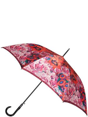 Зонт-трость Eleganzza. Цвет: синий, красный, лиловый
