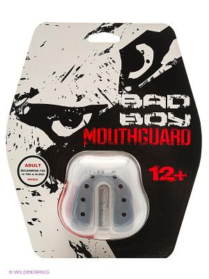 Капа Bad Boy Mouthguard Gel. Цвет: черный