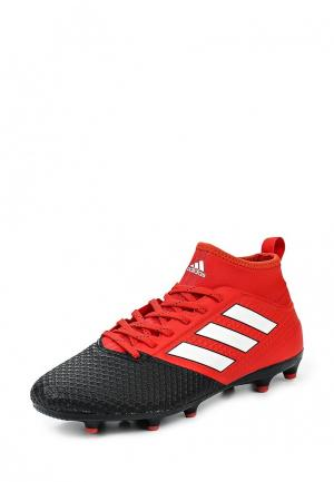 Шиповки adidas Performance. Цвет: красный