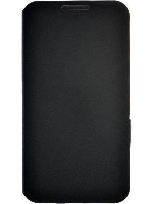 Чехол-книжка для LG K7 Prime. Цвет: черный