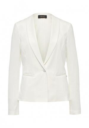 Пиджак Liu Jo. Цвет: белый