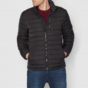 Куртка стеганая PETROL INDUSTRIES. Цвет: синий,черный