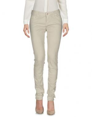 Повседневные брюки #MYSELFIE. Цвет: бежевый