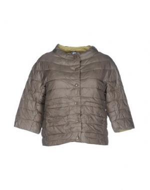 Куртка BINI Como. Цвет: хаки