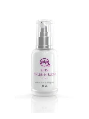 Pip крем для лица пробиотический 50мл стекло. Цвет: кремовый