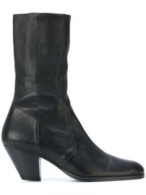 Ботинки Persephone Stouls. Цвет: чёрный