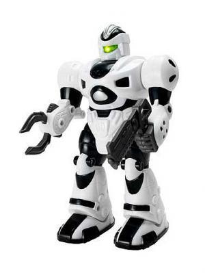 Робот Freezy Frost Hap-P-Kid. Цвет: белый, черный