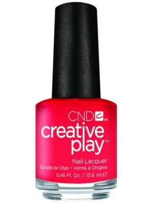 Лак для ногтей CND 91081 Creative Play # 410 (Coral Me Later), 13,6 мл. Цвет: оранжевый