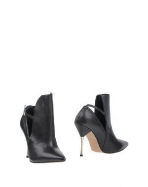Ботинки MANILA GRACE. Цвет: черный