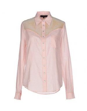 Pубашка AMERICAN RETRO. Цвет: розовый