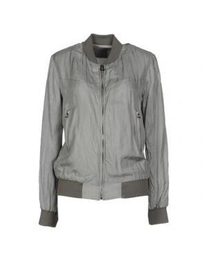 Куртка HISTORIC RESEARCH. Цвет: серый