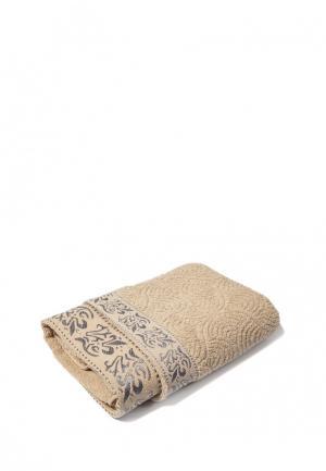 Комплект полотенец 2 шт. La Pastel. Цвет: бежевый