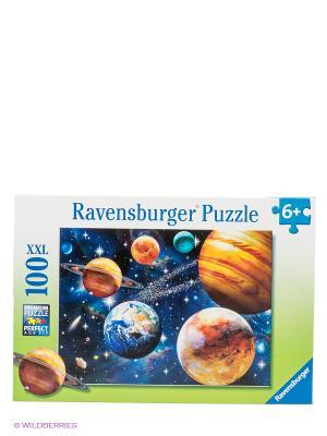 Пазл Парад планетXXL, 100 деталей Ravensburger. Цвет: зеленый