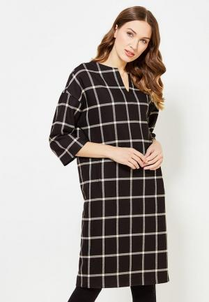 Платье Parole by Victoria Andreyanova. Цвет: черный