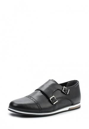 Туфли Tamboga. Цвет: черный