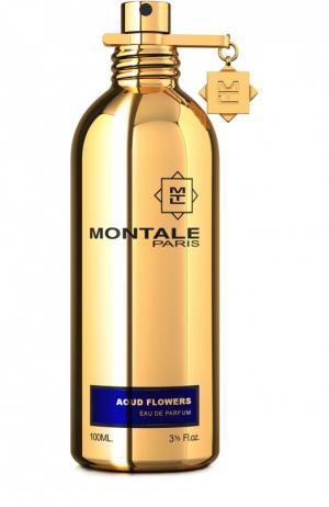 Парфюмерная вода Aoud Flowers Montale. Цвет: бесцветный