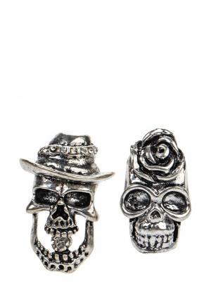 Серьги Art-Silver. Цвет: серебряный