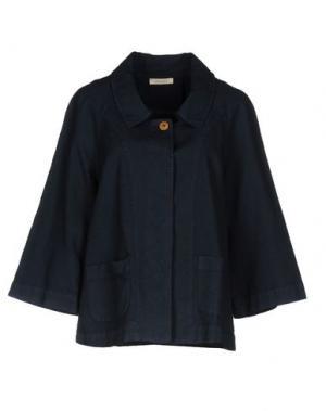 Пиджак ZHELDA. Цвет: темно-синий