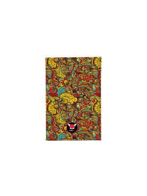 Чехол для проездного Жар-птица TonyFox. Цвет: желтый, синий, голубой, красный