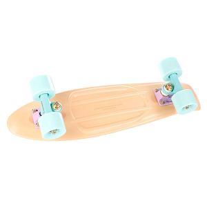 Скейт мини круизер  Original Pastels Peach 22 (55.9 см) Penny