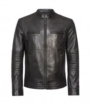 Куртка кожаная Jorg weber