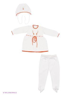 Комплект одежды St.Marco. Цвет: красный